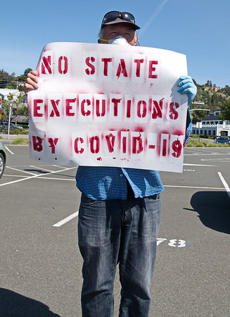 May 09 Protest at San Quentin