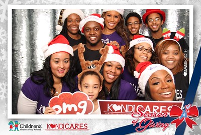2014.12.18 #DreamCares #KandiCares at CHOA