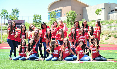 2014 Featured Dance and Cheer