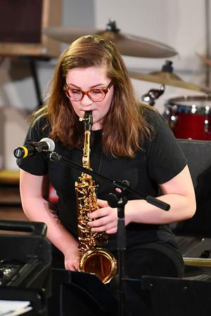 2018 Cornell College Jazz Band
