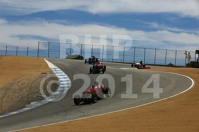 Pre-Reunion Sunday Group12 2014 Rolex Monterey Motorsport Reunion Race