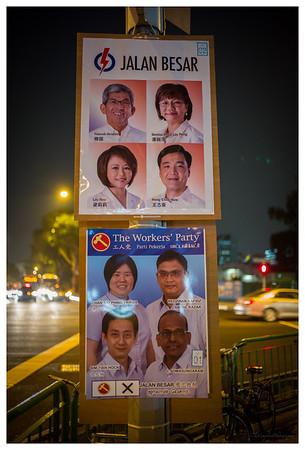 GE2015 PAP Jalan Besar Rally