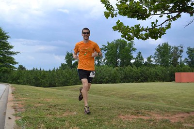 2nd Fri 5k's Southside Cross-country course 6-22-18