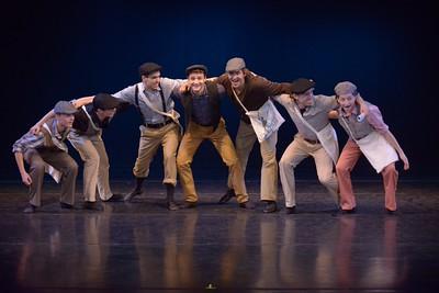 Tap Tap Jazz 2016 - Dress Rehearsal Act 1