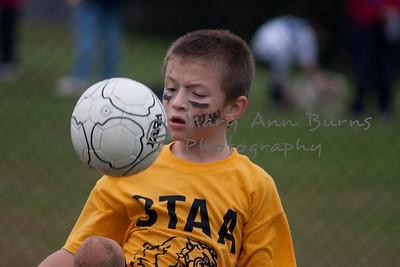 Amy and Skyler Soccer 2009