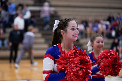 LB Cheerleading @ BBK Home Game (2019-12-27)