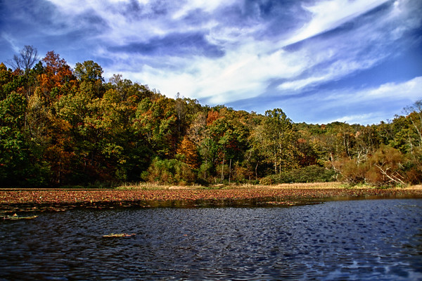2012 Fall Camping @ Plum Orchard Lake