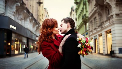 rande / love story