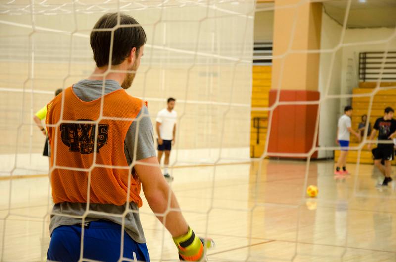 Soccer: Indoor