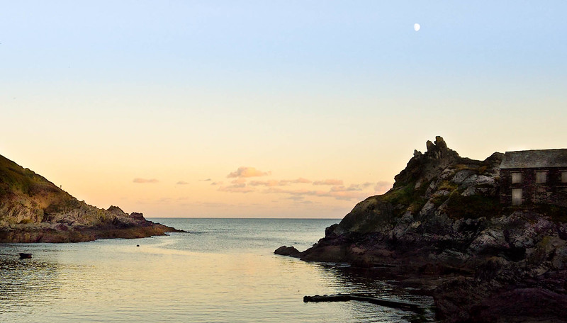 Twilight Polperro Harbour.jpg