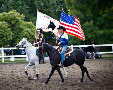 4H Horseshow 2011