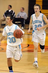 Kenston vs. Walsh Jesuit (3/2/09)
