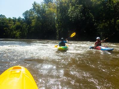 Tuckasegee and Nantahala Rivers 2019
