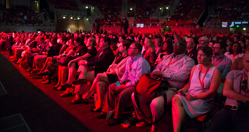 21st International AIDS Conference (AIDS 2016), Durban, South Africa. Special Session (THSS01) Ending AIDS with the Voices of the Youth: How Stigma and Discrimination Affect Key Populations  , 21 July, 2016. Photo©International AIDS Society/Rogan Ward
