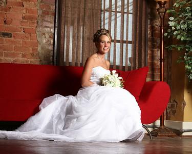 Kayla Barnes Bridal