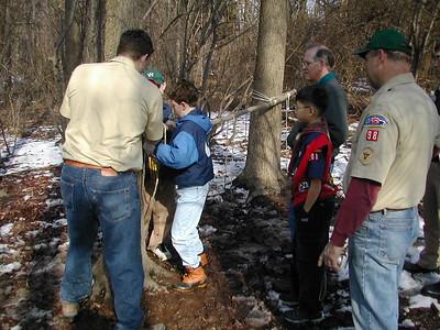Cub Scouts 3-2004