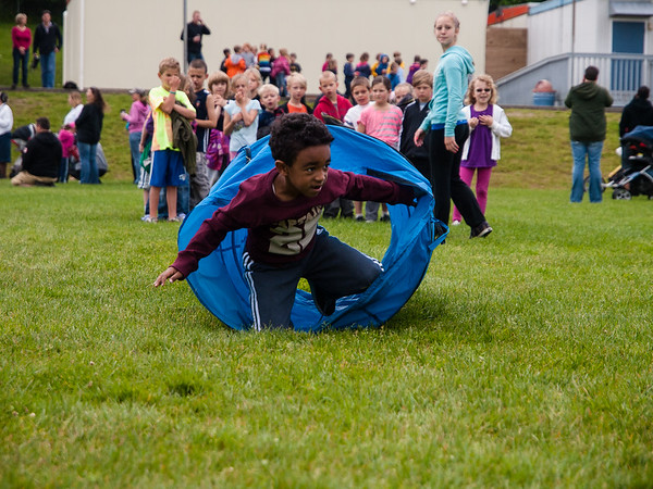 Sports Day 2012 - Mme Giroux