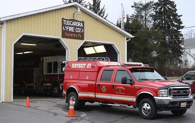 Woman Found in MaryD, Tuscarora Fire Company, Tuscarora (3-12-2012)