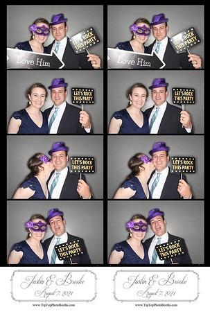 Justin & Brooke's Wedding