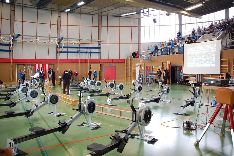 2011-1 Indoor Meisterschaft