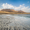Dead Sea Shore and Ein Gedi, Israel