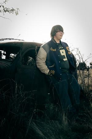 2009 chad senior shoot