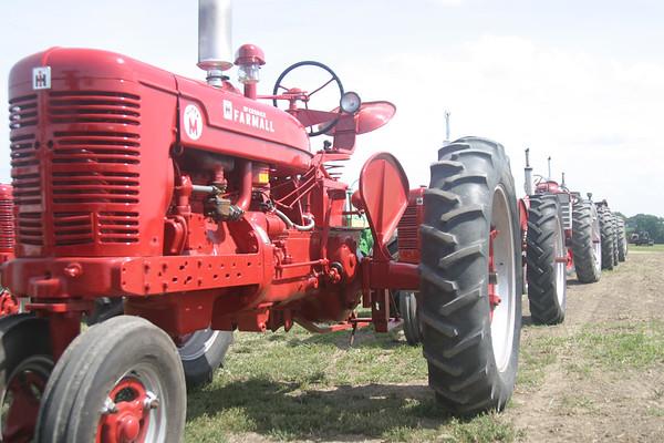 Farmall Tractors