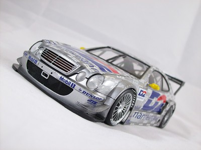 Mercedes CLK DTM 2000 Tamiya 1:24