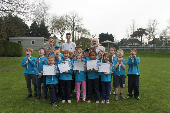 Investitures March & July 2017