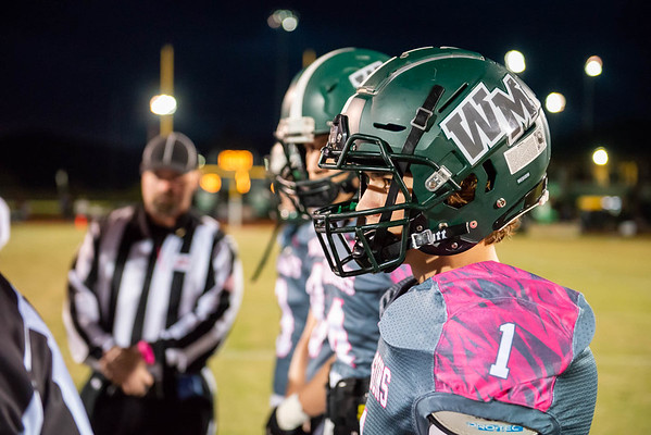 William Monroe versus Skyline football 2018