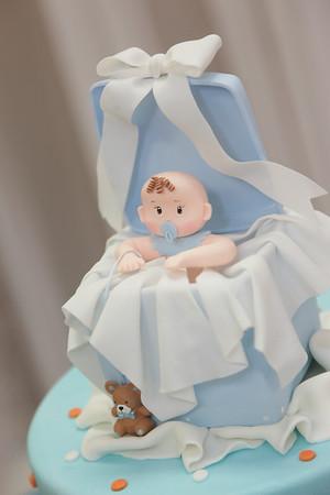 Doraliza's baby Shower
