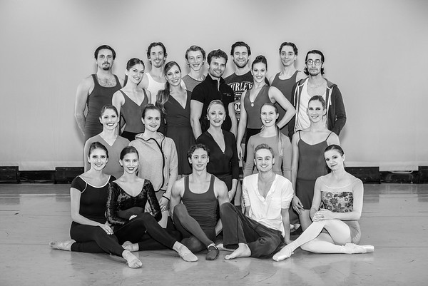 company new dance Nov 2016