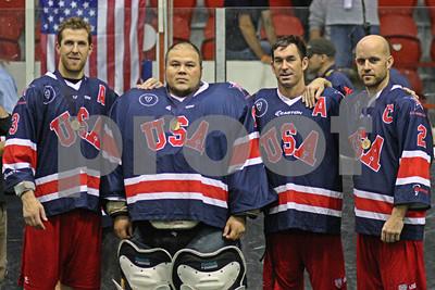 5/28/2011 - Bronze Medal Game - USA vs Czech Republic - Eden Arena, Prague, Czech Republic