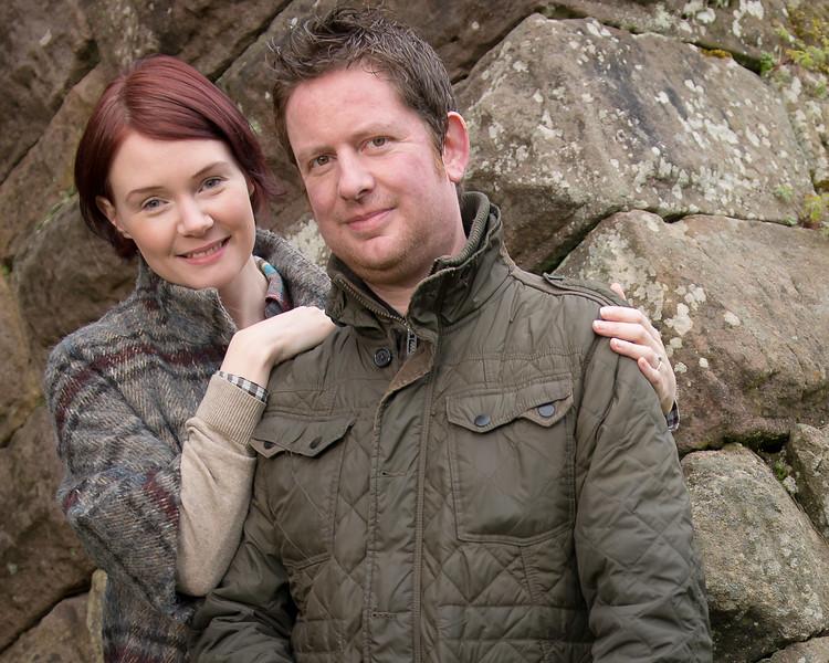 Laura and Scott