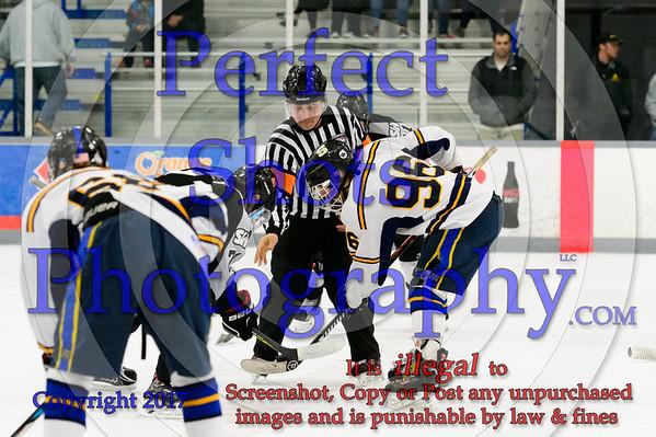 Springfield Vs Strath Haven Varsity Ice Hockey