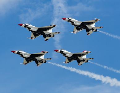2016 USAF Thunderbirds