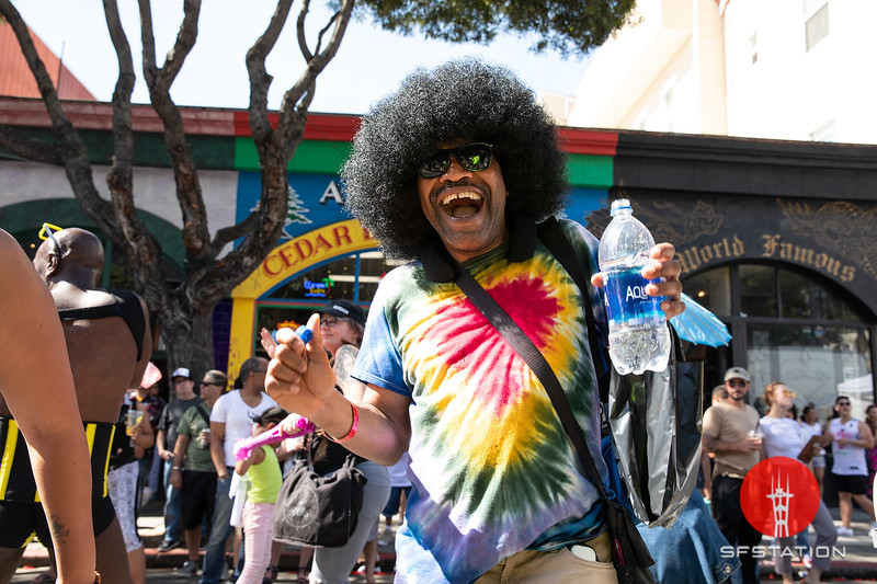 Haight Street Fair 2019