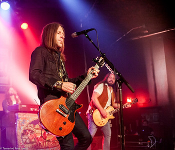 Blackberry Smoke at The Showbox, Seattle Aug. 3 2017