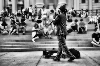 NYC Street Musicians