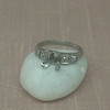 Antique 5-stone Setting, Platinum 11