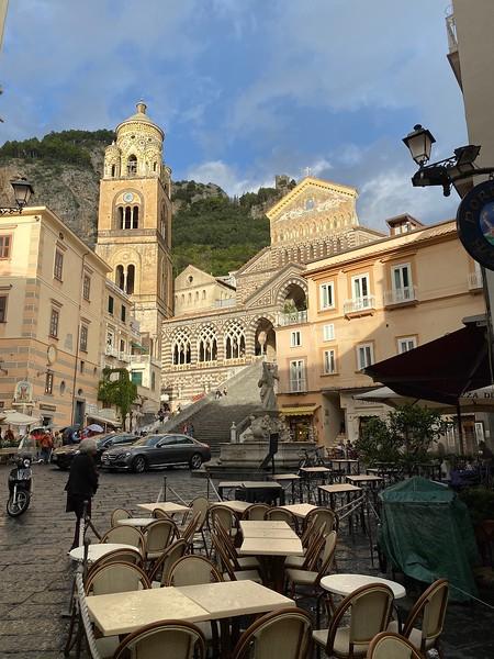 Naples-Sorrento-Amalfi Coast 2019