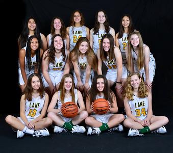 Lane Tech Basketball - JV Girls 2019