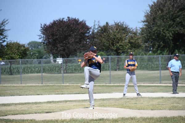 MS Baseball vs Clarksville