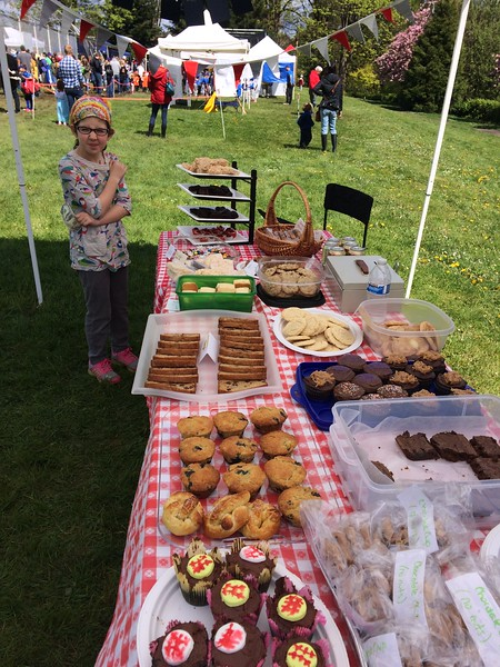 NE Seattle Service Club Bake Sale!