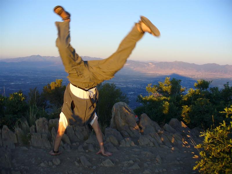 Andres Calderon - Grandeur Peak , Utah