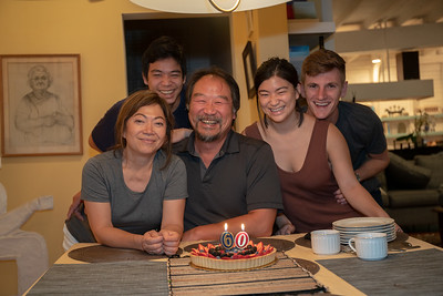 Chuan's 60th Birthday