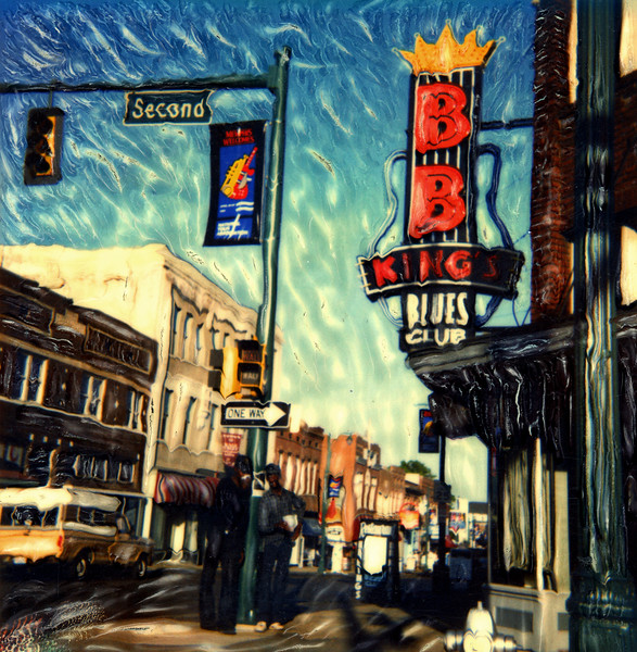 BB King's Blues Club ~ Memphis, Tennessee