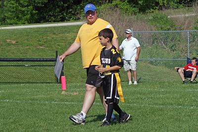 2010 Wentzville Flag Mizzou Tigers 5-22, Playoffs