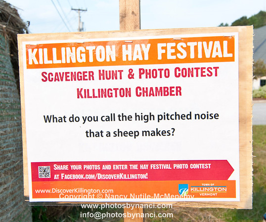 Killington Hay Festival