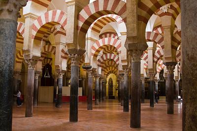 The Mezquita (Cordoba)